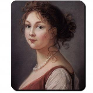 Luise Luise Mecklenburg Strelitz Prinzessin Friedrich Wilhelm Mauspad #16396