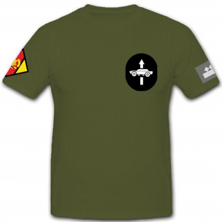 Stabsfeldwebel der NVA Aufklärer Wappen Nationale Volksarmee DDR T Shirt #10860