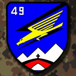 Patch / Aufnäher - JaboG 49 Jagdbombergeschwader Bundeswehr #7827