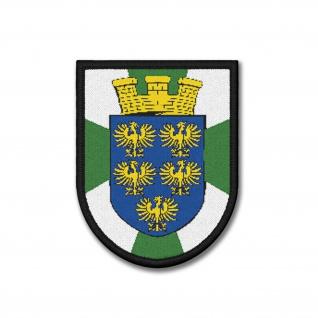 Wappen Patch Niederösterreichisches Militärkommando Bundesheer Truppe #37116