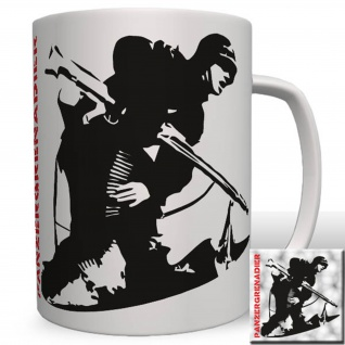 PzGren Panzergrenadier Soldat Armee Heer- Tasse Kaffee Becher #16693