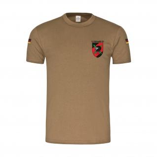 BW Tropen 4 PzGrenBtl 131 Bundeswehr Wetzlar Lahn Spilburg Kaserne T-Shirt#36860