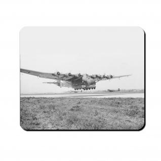 Mauspad Me 323 Gigant deutsche Luftwaffe Flugzeug Transportflugzeug Foto #36219