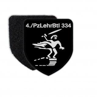Patch 4 PzLehrBtl 334 Celle Kettengeist Panzer Leopard 2A6 Bundeswehr #36080