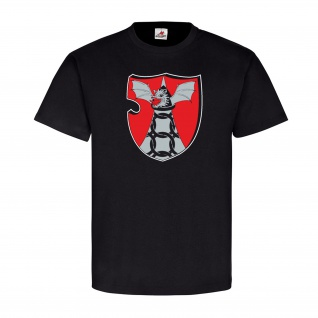 PzBtl 643 Panzerbataillon Wappen Abzeichen Bundeswehr Emblem - T Shirt #4121