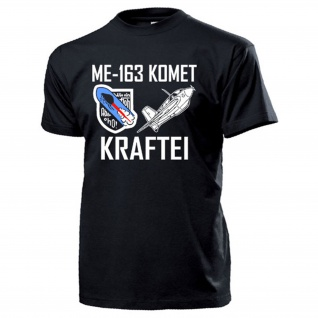 Me163 Komet KRAFTEI Luftwaffe Flugzeug Objektschutzjäger T Shirt #14715