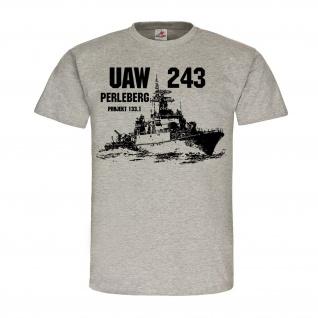 UAW 243 Perleberg Projekt 133 1 Parchim-Klasse Deutschland Besatzung #24860