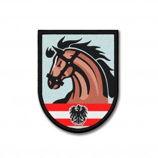 Patch Berittene Polizei Östereich Adler Pferde Staffel Klett #37320