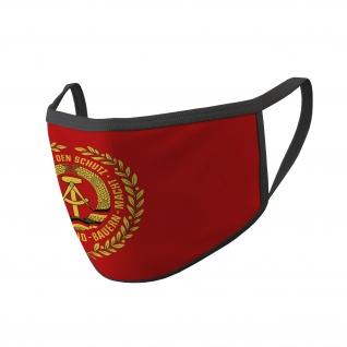Mund Maske Deutsche Demokratische Republik DDR Ostdeutschland SED #35323
