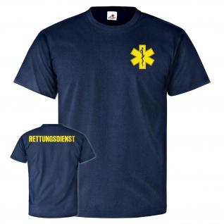 Rettungsdienst Logo Ersthelfer Medical Service Einsatz Notarzt Feuerwehr #25837