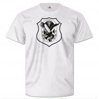 KsK Fernspähr Wappen Spezialeinheit Bundeswehr Einheit Greifvogel T Shirt#26133
