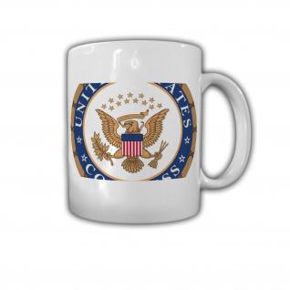 Repräsentantenhaus der Vereinigten Staaten Abgeordnetenhaus Kaffee Tasse #27633