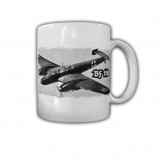 BF 110 Messerschmitt Alfashirt German WW2 History Kaffee Tasse #29181