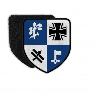 Patch Zentrum Operative Kommunikation der Bundeswehr Bild Wappen ZOPKomBw #35924