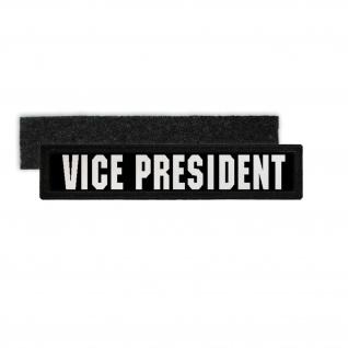 Namenspatch Vice President Chopper OMCG Club 1% Kutte Uniform #31259