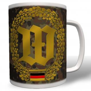 Barettabzeichen Ausbildung Wappen Emblem Einheit Truppe - Tasse Kaffee #1971