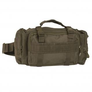 Tactical Gürrteltasche oliv Outdoor Survival Molle System Kameratasche #16039