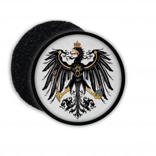 Patch Aufnäher Preußen Adler Deutschland Old-Germany Friedrich der Große #20432
