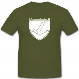 5./JG77 5.Staffel Jagdgeschwader 77 deutsche Luftwaffe WK 2 T Shirt #1789