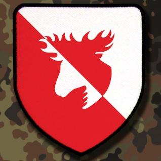 Patch / Aufnäher - 11 Infanterie Division 11 InfDiv Militär #7789