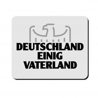 Deutschland Bundesadler Adler Staatswappen BRD Hoheitszeichen - Mauspad #8645