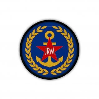 Patch / Aufnäher - Jugoslawische Marine JRM Belgrad Jugoslovenska Wappen #19230