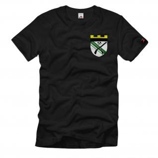GebJg 571 Bundeswehr Erinnerung Dienstzeit Gebirgsjägerbatallion T-Shirt#36999