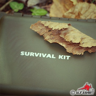 Survival Kit Wald Notfall Set Trecking Camping Multifunktionswerkzeug #16370 - Vorschau 2