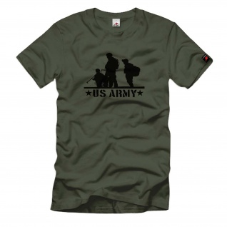 Us Army Silhouette United States Army Heer Teilstreitkräfte Wh #587