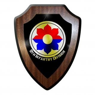 Wappenschild - 9th Infantry Division War Abzeichen Wappen Emblem #10003