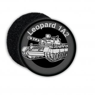 Patch Klett Flausch Leopard 1A2 Panzer Bundeswehr Kampfpanzer Panzertrupp #22483