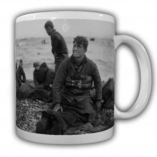 Army D-Day Tasse US Frankreich Soldaten Normandie Militär Sanitäter Stran #22519