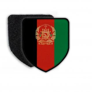 Patch Afghanistan Kabul Aschraf Ghani Aufnäher Landesflagge Wappen Land #21900