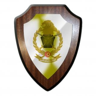 Tunisian Army Tunesien Militär Tunis Armee Nordafrika Wappen Wandschild #27278