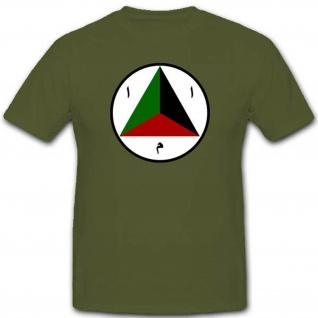 AAF Afghanistan Air Force Luftwaffe Militär Wappen Abzeichen - T Shirt #2832