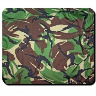 British dpm2 Woodland Camouflage Tarnmuster - Mauspad Mousepad PC #9871
