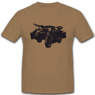 Wh-Gespann Gespann WH WK Deutschland Armee - T Shirt #4336