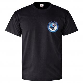 DGSE Wappen Abzeichen Nachrichtendienst Ausland Spionage - T Shirt #26349