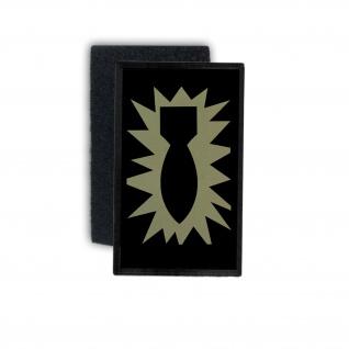 EOD US Army Abzeichen Patch Aufnäher Kabul Kunduz Afgahnistan 7, 5x4, 5 #37570