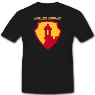 Antillen Air Command Luftwaffe US Air Force Einheit Militär Wk - T Shirt #3071
