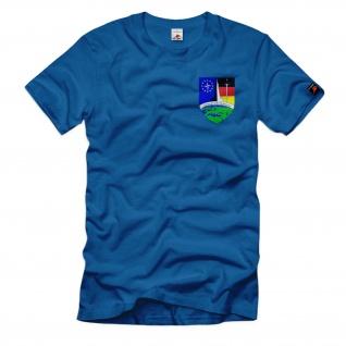 Versorgungszug Einsatzkompanie Ulm Münster Bundeswehr Kpmpanie T-Shirt#37497
