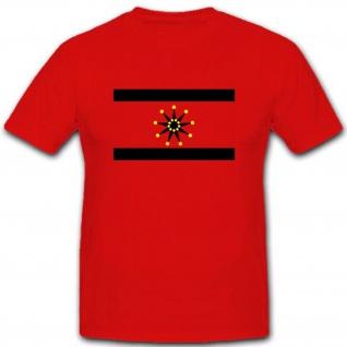 China Armee Wappen Fahne Flagge Symbol Abzeichen Emblem - T Shirt #3535