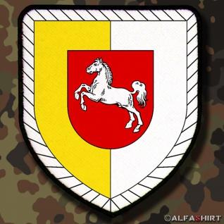 Patch / Aufnäher - 1Panzer Division 1PzDiv Bundeswehr Einheit Deutschland #8746