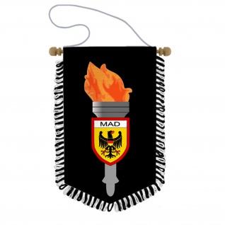 Wimpel Militärische Abschirmdienst MAD Militärnachrichtendienst Bund #34202