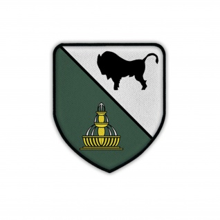 Patch PzBtl 363 Wappen Abzeichen Emblem Panzerbataillon Aufnäher #17985