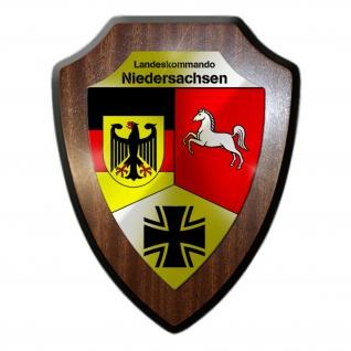 Wappenschild LKdo Niedersachsen Landeskommando Abzeichen RSU-Kräfte Wappen 20845