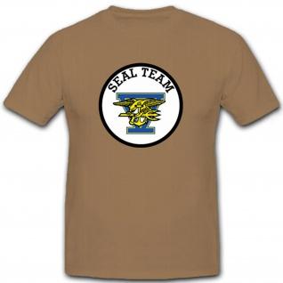 Seal Team Navy Seals - T Shirt #6940