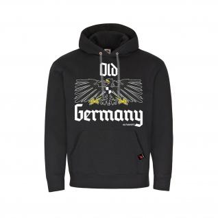 Hoodie Old Germany Deutschland Preußen Adler Deutsches Schutztruppen #32638