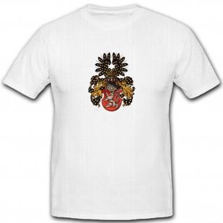 Königreich Böhmen Tschechien Heimat Wappen Abzeichen Emblem- T Shirt #5406