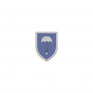 Aufkleber/Sticker 1 Luftlandedivision LL Div BW Heer Bruchsal FschJg 5x7cm A2688